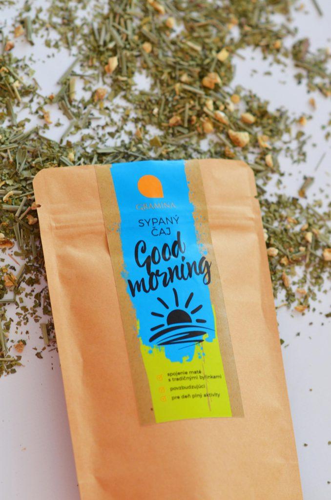 Sypaný čaj Good morning