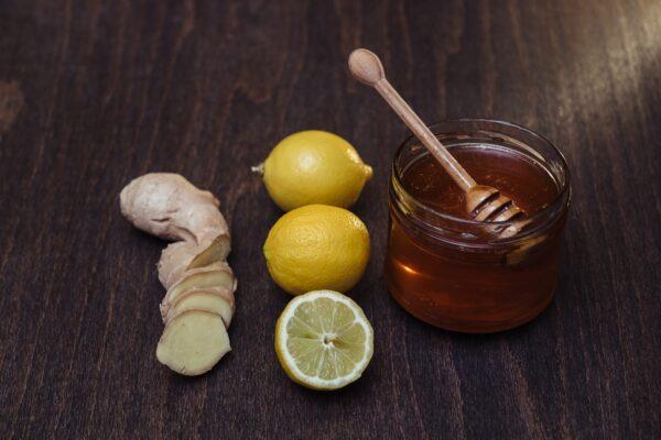 Mellos limonáda zázvor citrón